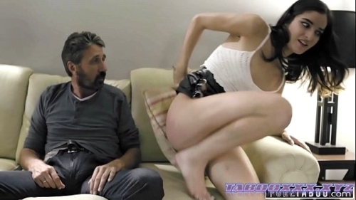 pure taboo teen emily willis spanked & creampied with stepdad