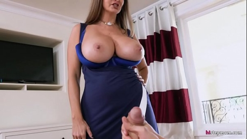 ultimate horny stepmom ava addams catches stepson sniffing her panties and gets mad